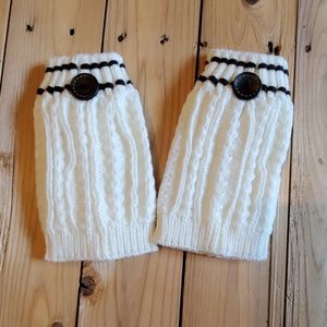 Ladies Boot Cuff Socks